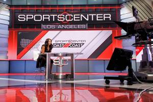 CARI CHAMPION: BEHIND THE SCENES